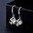 Sukkhi Fashion Crystal Rhodium Plated Earring for Women