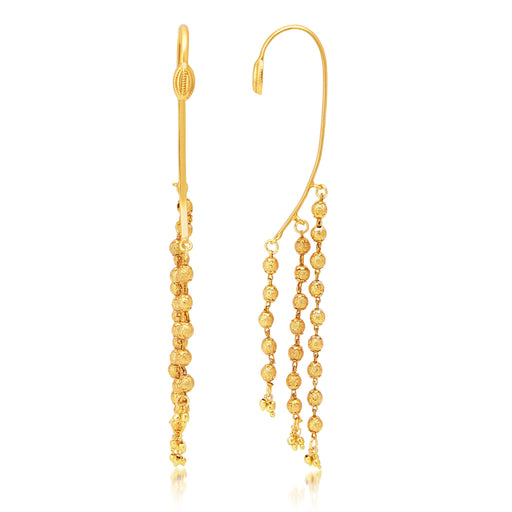 Sukkhi Cluster Gold Plated Earcuff Ear-Cuff For Women