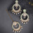 Sukkhi Gold Plated Mint Collection earring and Maangtikka Set