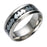 Sukkhi Intricately Batman Rhodium Plated Gents Ring - 18