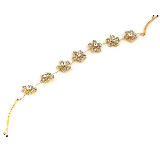 Sukkhi Astonishing Gold Plated Hair Accessory For Women