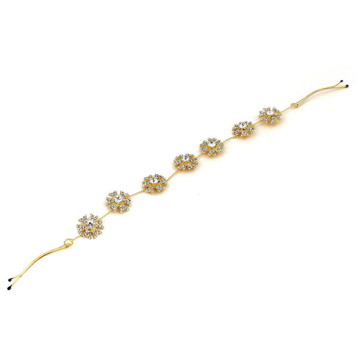 Sukkhi Divine Gold Plated Hair Accessory For Women