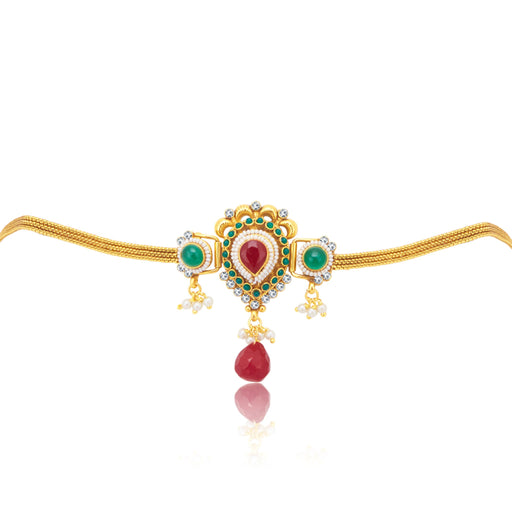 Sukkhi Appealing Gold Plated KamarBand For Women