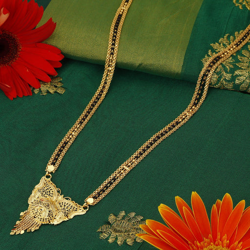 Sukkhi Elegant 24 Carat 1 Gram Gold Jewellery Mangalsutra for women