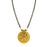 Sukkhi Graceful Gold Plated Peacock Floral Mangalsutra for Women