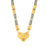 Sukkhi Elegant 24 Carat 1 Gram Gold Plated Mangalsutra For Women