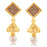 Sukkhi Fascinating Gold Plated Choker Necklace Set For Women-2