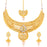 Sukkhi Appealing Gold Plated Choker Necklace Set for women