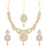 Sukkhi Fabulous Gold Plated necklace set for women