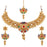 Trushi Adorable Gold Plated Designer Necklace Set For Women