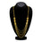 Sukkhi Eye Catching Gold Plated 6 String Long Haram Necklace for Women