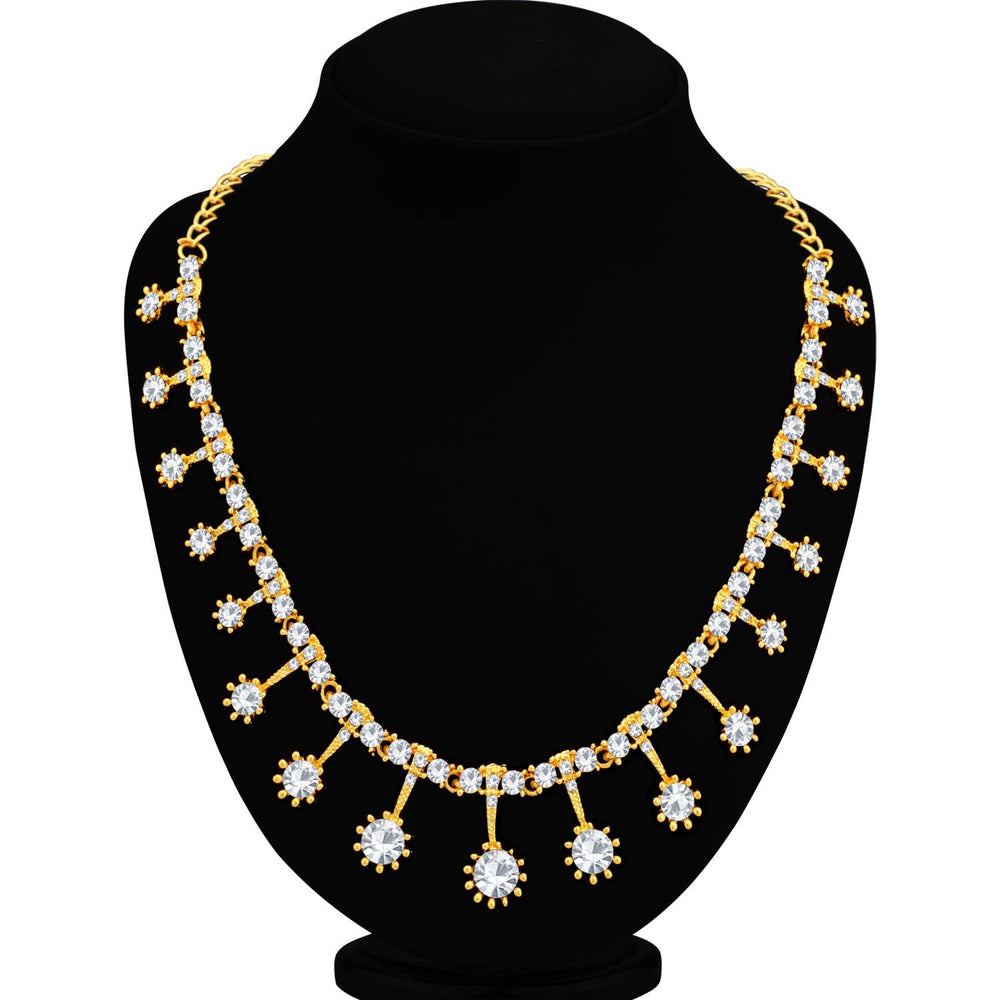 Sukkhi Genuine Gold Plated Necklace Set for Women