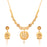 Sukkhi Tibale Collar Gold Plated Necklace Set for Women