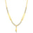 Sukkhi Gleaming Gold Plated Collar Necklace For Women