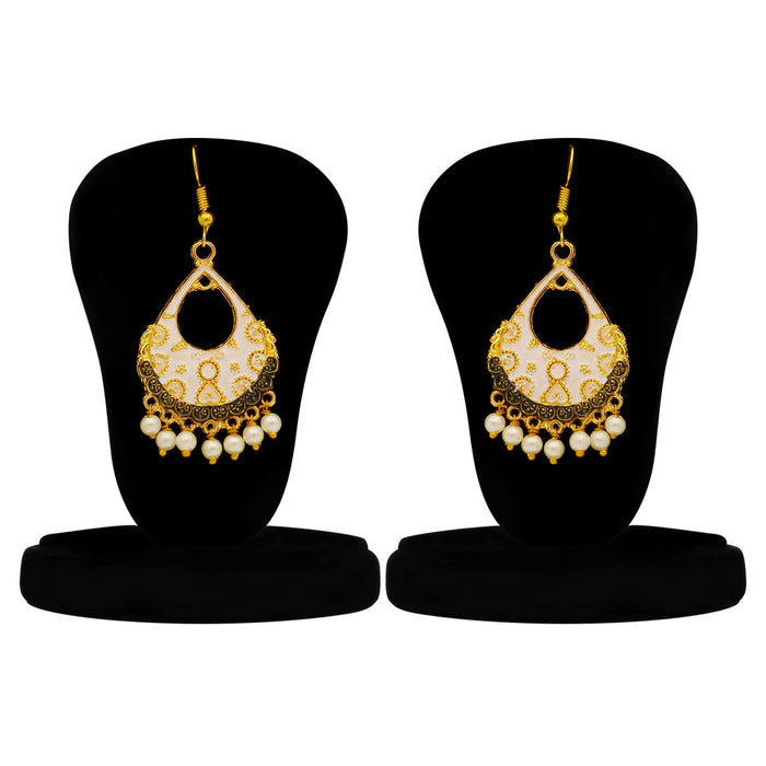 Sukkhi Delightful Gold Plated Mint Collection Necklace Set For Women