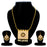 Sukkhi Classy Gold Plated Mint Collection Pearl Necklace Set For Women