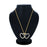 Sukkhi Adorable Gold Plated Pendant for Women