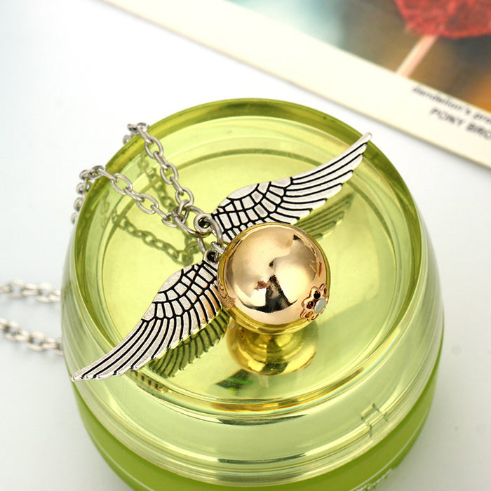Sukkhi Attractive Harry Potter Gold Plated Pendant for Women