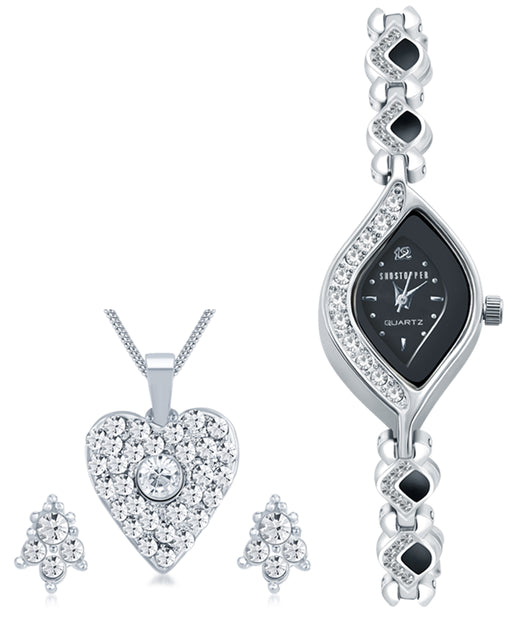 Sukkhi by Shostopper Vintage Collection Combo Of Pendant Set & Watch SJ238CB