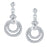 ShoStopper Amazing Rhodium Plated Austrian Diamond Pendant Set-2