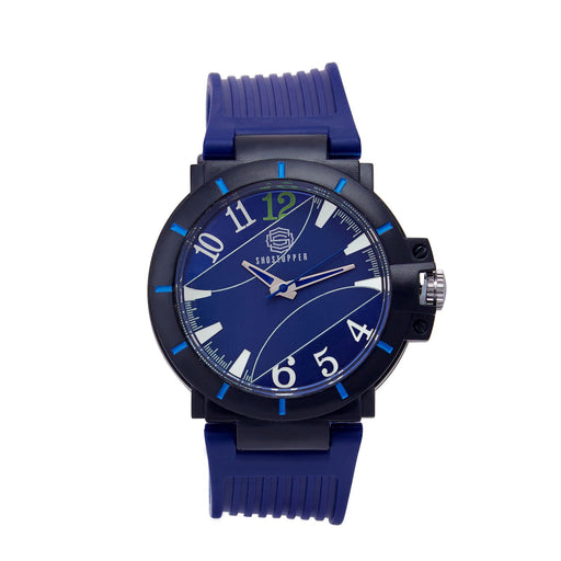 Shostopper BlueSea Navy blue Dial Analogue Watch For Men - SJ60056WM