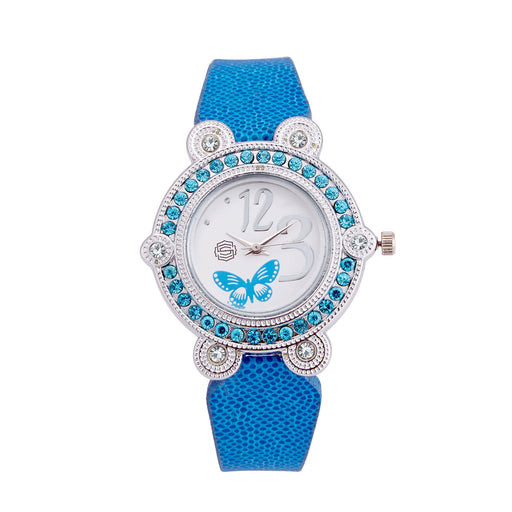 Shostopper Sublime White Dial Analogue Watch For Women - SJ62003WW