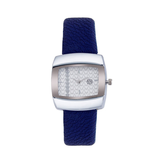 Shostopper Heart beat White Dial Analogue Watch For Women - SJ62007WW