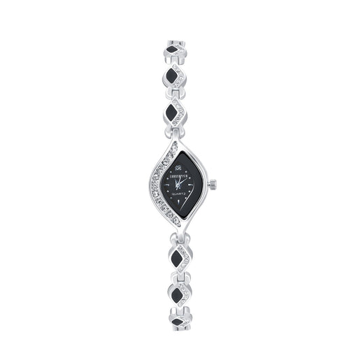 Shostopper Shimmering Black Dial Analogue Watch For Women - SJ62028WW