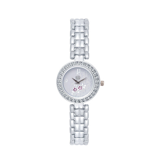 Shostopper Dream Grey Dial Analogue Watch For Women - SJ62032WW