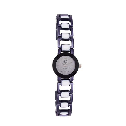 Shostopper Incredible Silver Dial Analogue Watch For Women - SJ62041WW