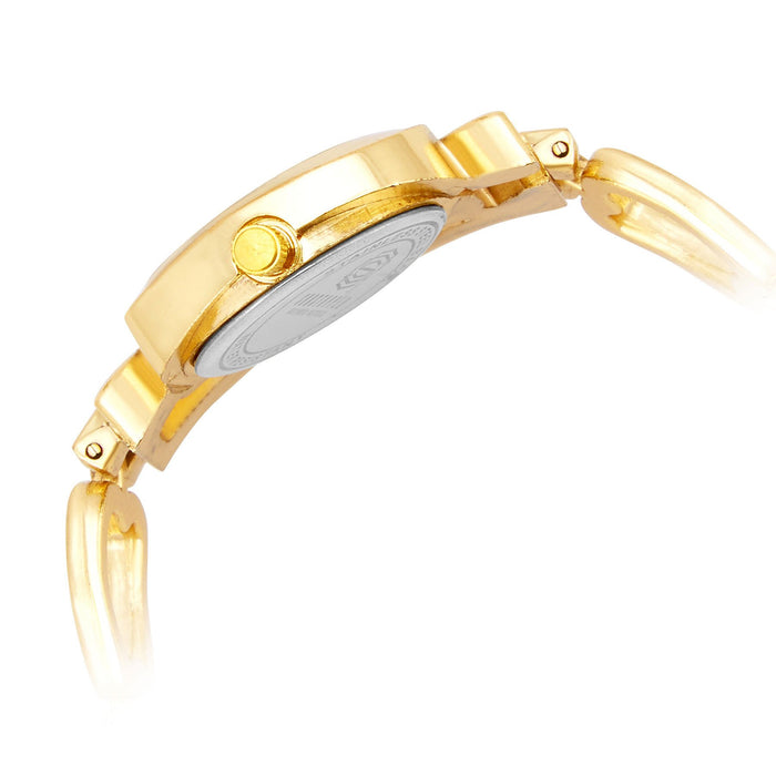 Shostopper Appy Gold Dial Analogue Watch For Women - SJ62043WW-2