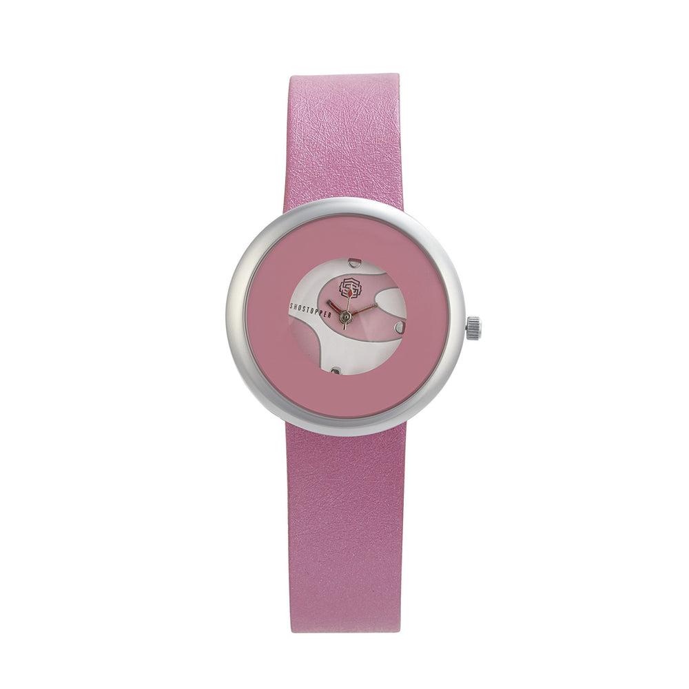 Shostopper Cutie Pie Pink Dial Analogue Watch For Women - SJ62059WW