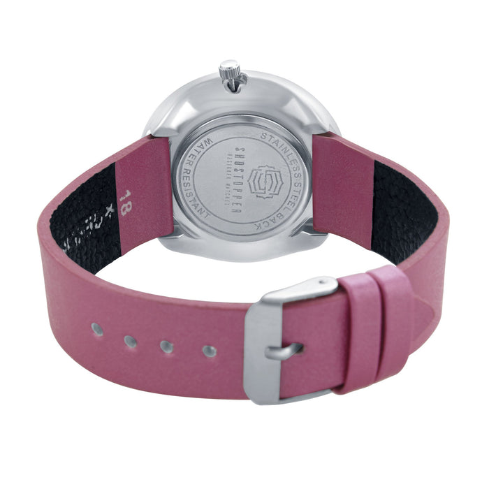 Shostopper Cutie Pie Pink Dial Analogue Watch For Women - SJ62059WW-3