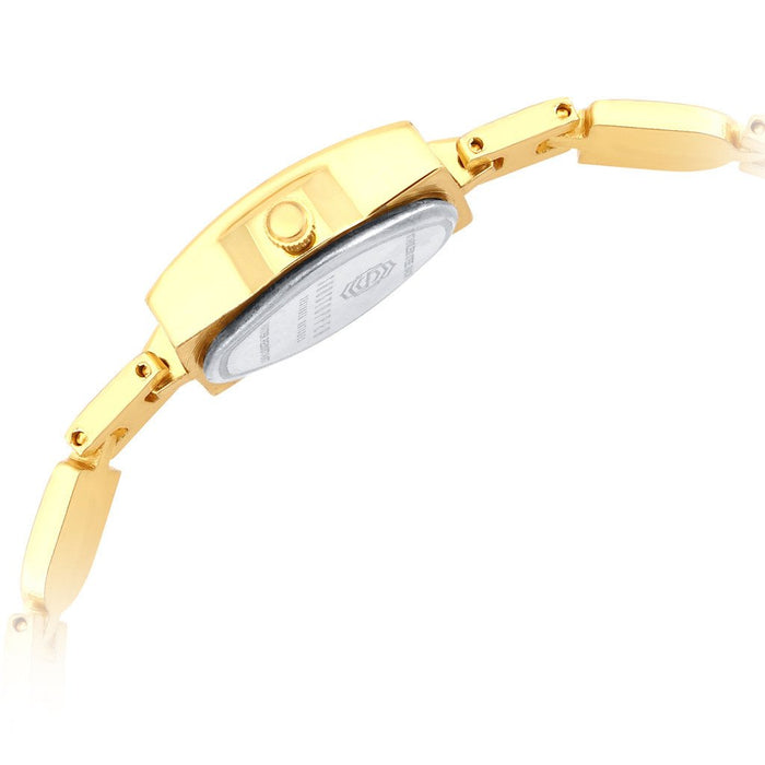 Shostopper Princes Gold Dial Analogue Watch for Women - SJ62070WW-2