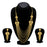Sukkhi Classy 24 Carat Gold Plated Multi-String Necklace Set for Women