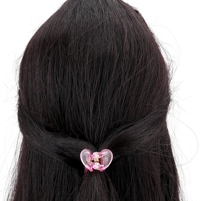 Sukkhi Delightful Banana Hair Clip Hair Accessories for Women and Girl (Pack of 12)