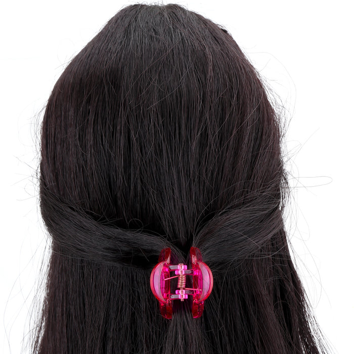 Sukkhi Elegant Butterfly Hair Clip Hair Accessories for Women and Girl (Pack of 6)