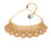 Sukkhi Classy Let Stone Gold Plated Choker Necklace for Women