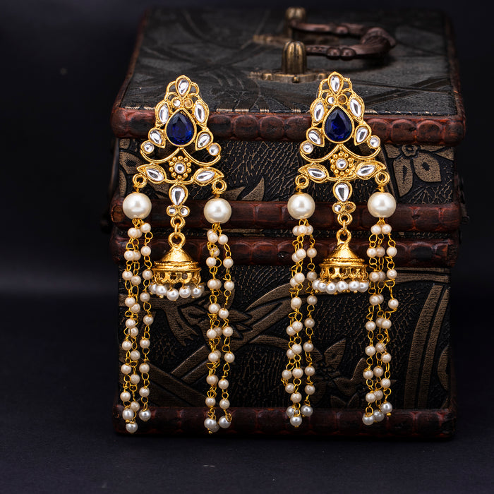 Sukkhi Ravishing Gold Plated Kudan Jhumki Earring for Women