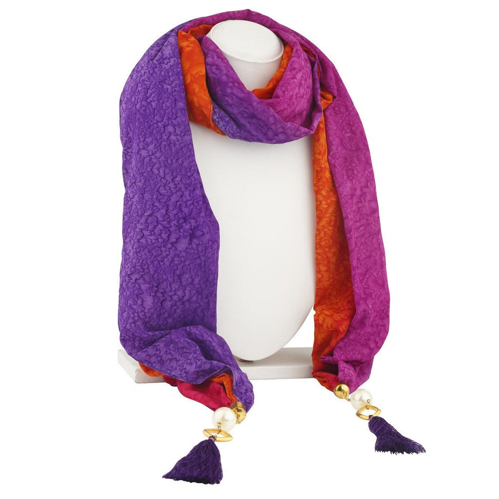 Sukkhi Finely Multicolour Scarf For Women