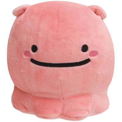 San-X Jinbesan with Deep sea Friends Mendako Super Mochi-Mochi Plush Doll