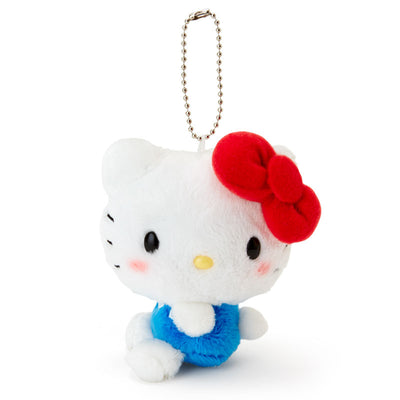 Sanrio Hello Kitty Plush Doll Keychain