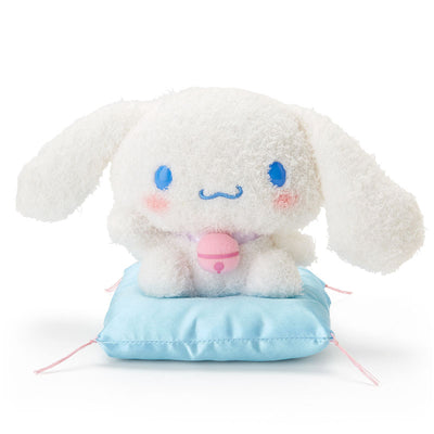 Sanrio Lucky Cat Plush Doll Cinnamoroll