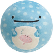 San-X Jinbesan Face Super Mochi-Mochi Plush Doll