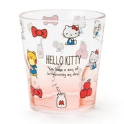 Sanrio Hello Kitty Gradation Clear Cup