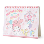 Sanrio My Melody Ring Calender 2019