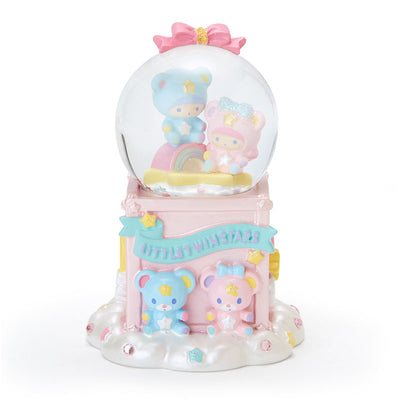 Sanrio Little Twin Stars Christmas 2018 Snow globe S-size