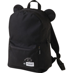 San-X Rilakkuma × YAKPAK Backpack Black