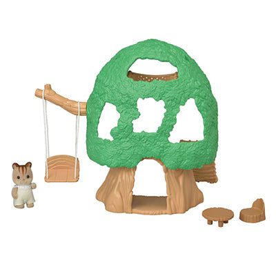 "Sylvanian Families ""Forest Tree Room"""
