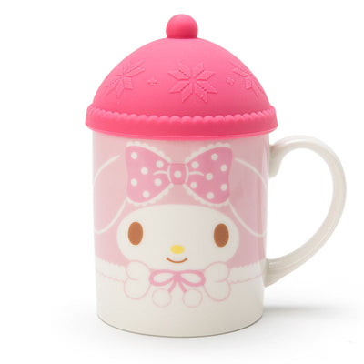 Sanrio My Melody Mug Cup with Knit Cap Cover